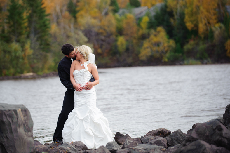 Arnie and Courtney - Duluth Wedding Photography