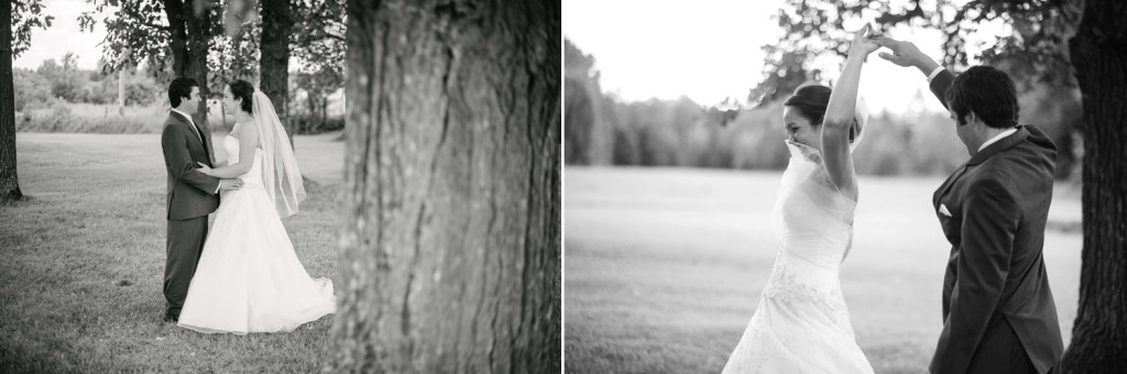 Ron and Katy - Warba, Minnesota Wedding